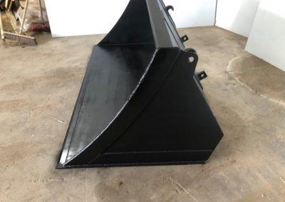 High volume maxi tractor loader bucket (7)