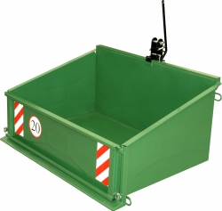 Zagroda Tipping Tractor Transport Link Box